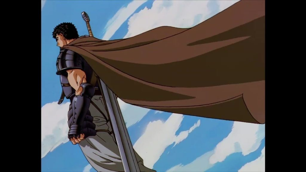 Berserk 1997 anime