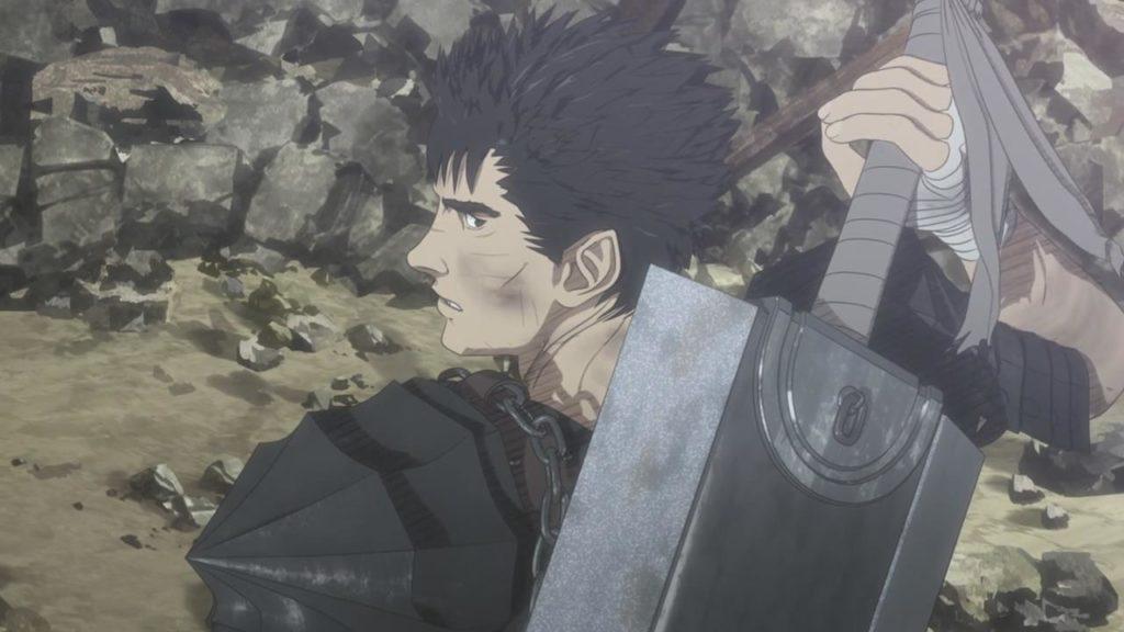 Berserk 2016 anime