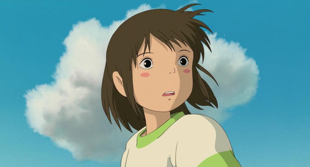 Ghibli Chihiro