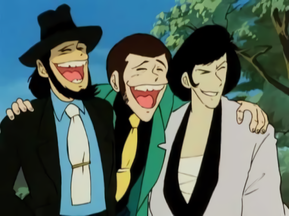 Lupin the Third Part One