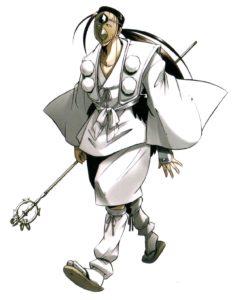 Shaman King - Mikihisa Asakura