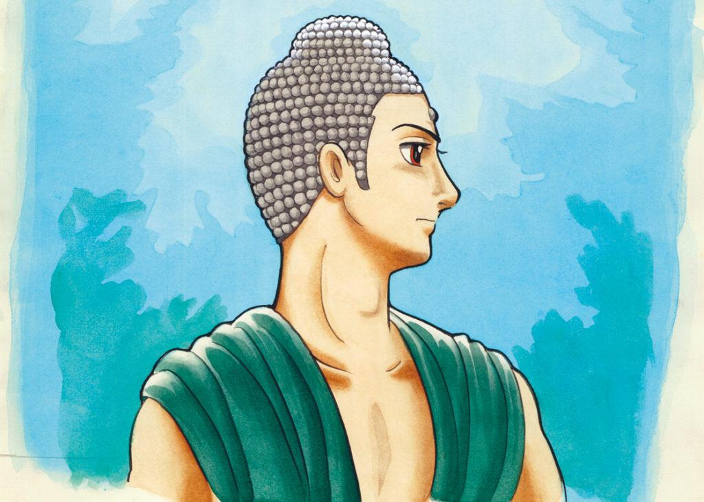 Osamu Tezuka's Buddha