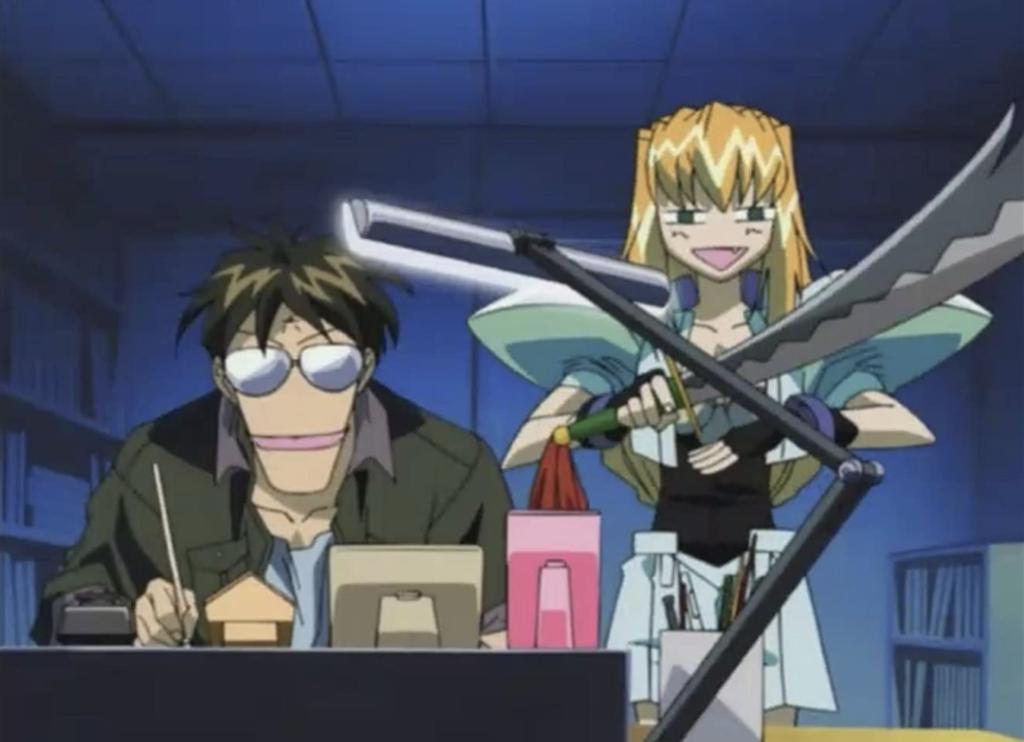 Excel Saga - Koshi Rikdo