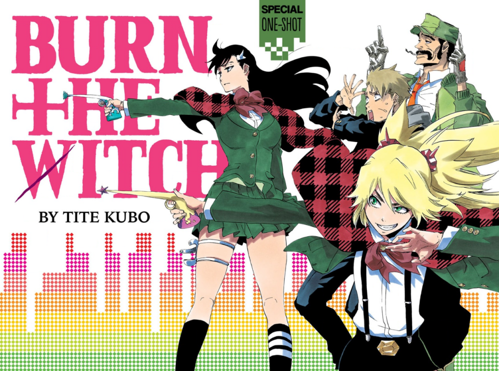 Burn the Witch one-shot
