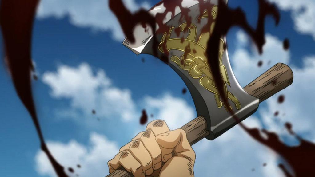 Vinland Saga Blood