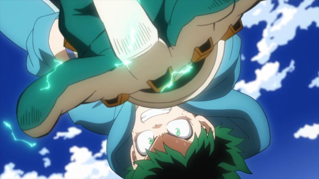 My Hero Academia 4 Episode 21