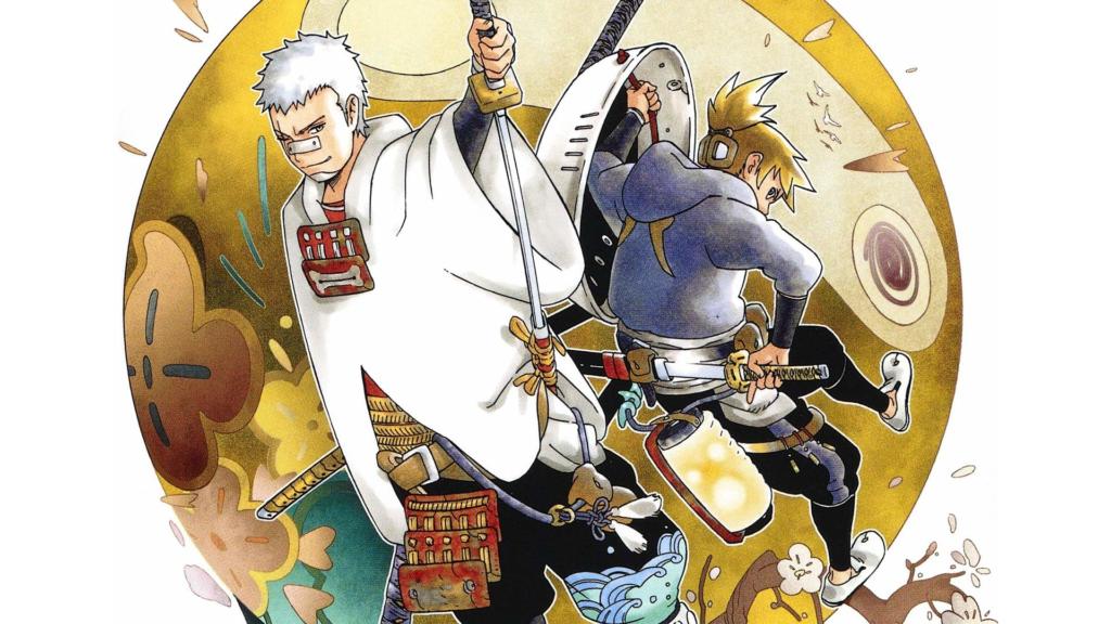 Samurai 8 volume 4