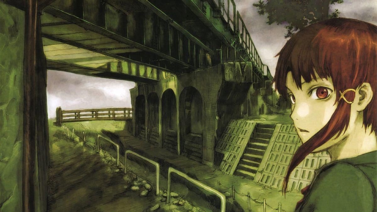 Serial Experiments Lain anime