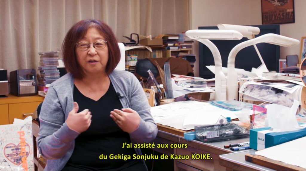 Kazuo Koike and Rumiko Takahashi