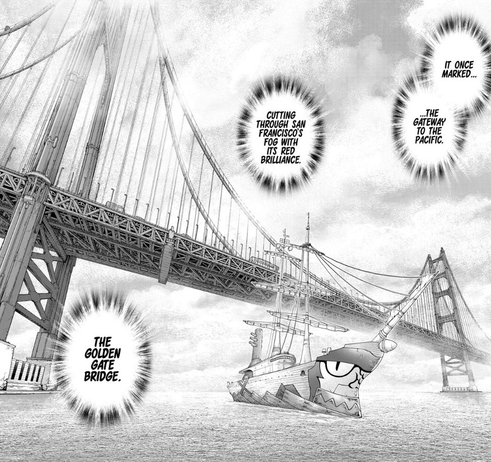 Dr. STONE chapter 148