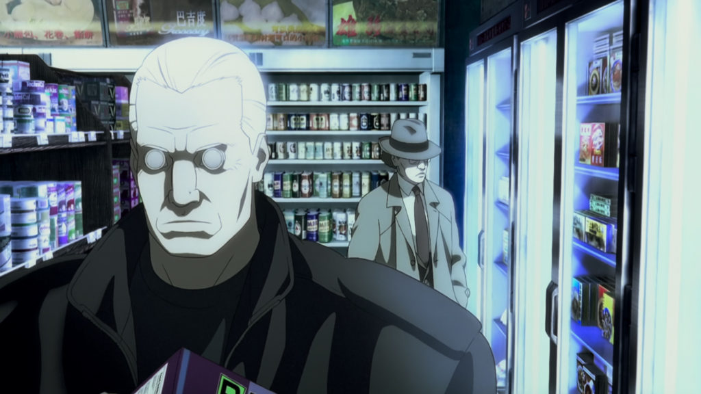 Ghost In The Shell 2 Batou
