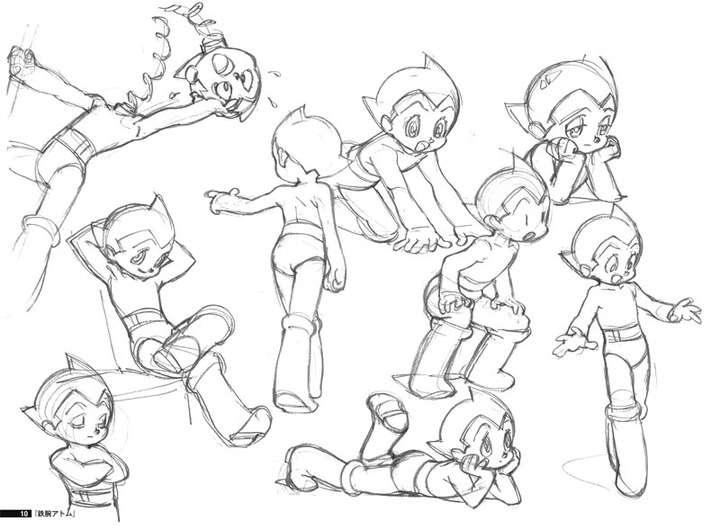 Yoh Yoshinari Astro Boy