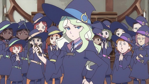 Little Witch Academia Diana Cavendish