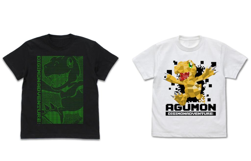Celebrate The Return Of Digimon With Agumon Tees