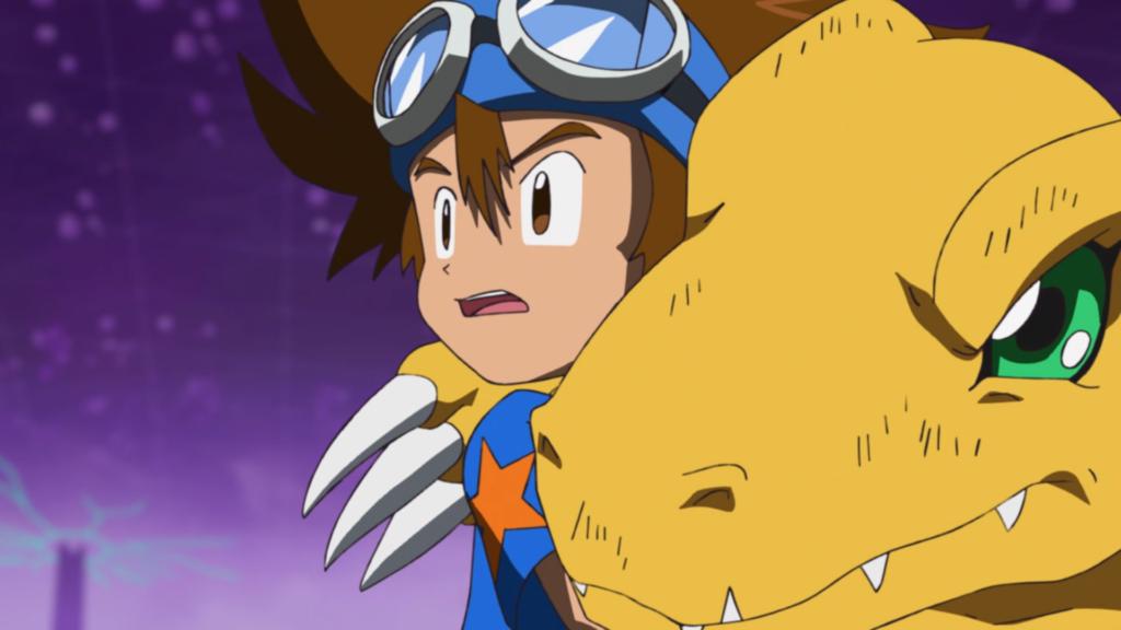 Digimon Adventure Episode 1 - A Self Aware Start