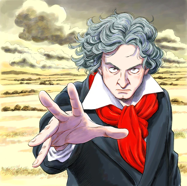 Naoki Urasawa Tapped For Official Crossover With Beethoven?