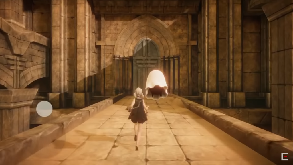 A First Glimpse At NieR Re[in]carnation Gameplay