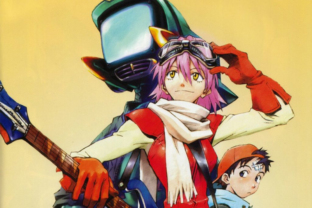 Looking Back On The Legacy Of FLCL
