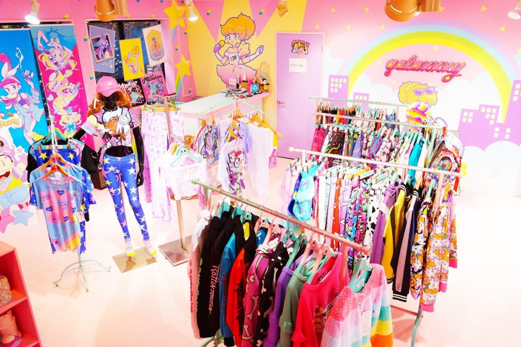 galaxxxy Brings Harajuku Clothing West with Popular Collabs