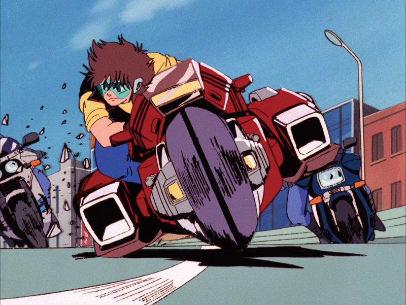 Megazone 23 Is A Delightful Slice Of 80s Charms