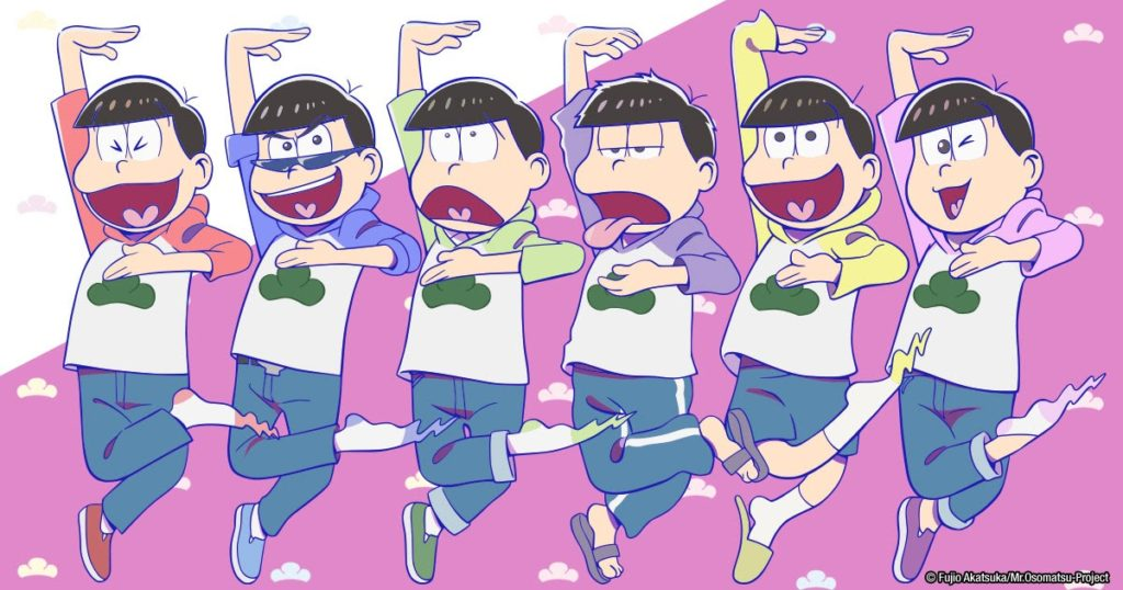 Osomatsu-san: Six Times As Many Laughs