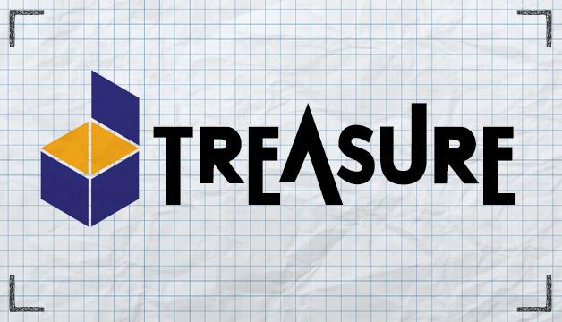 Treasure, a Game Studio with an Apt Name