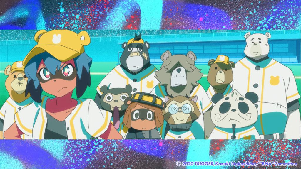 BNA: Brand New Animal Anime