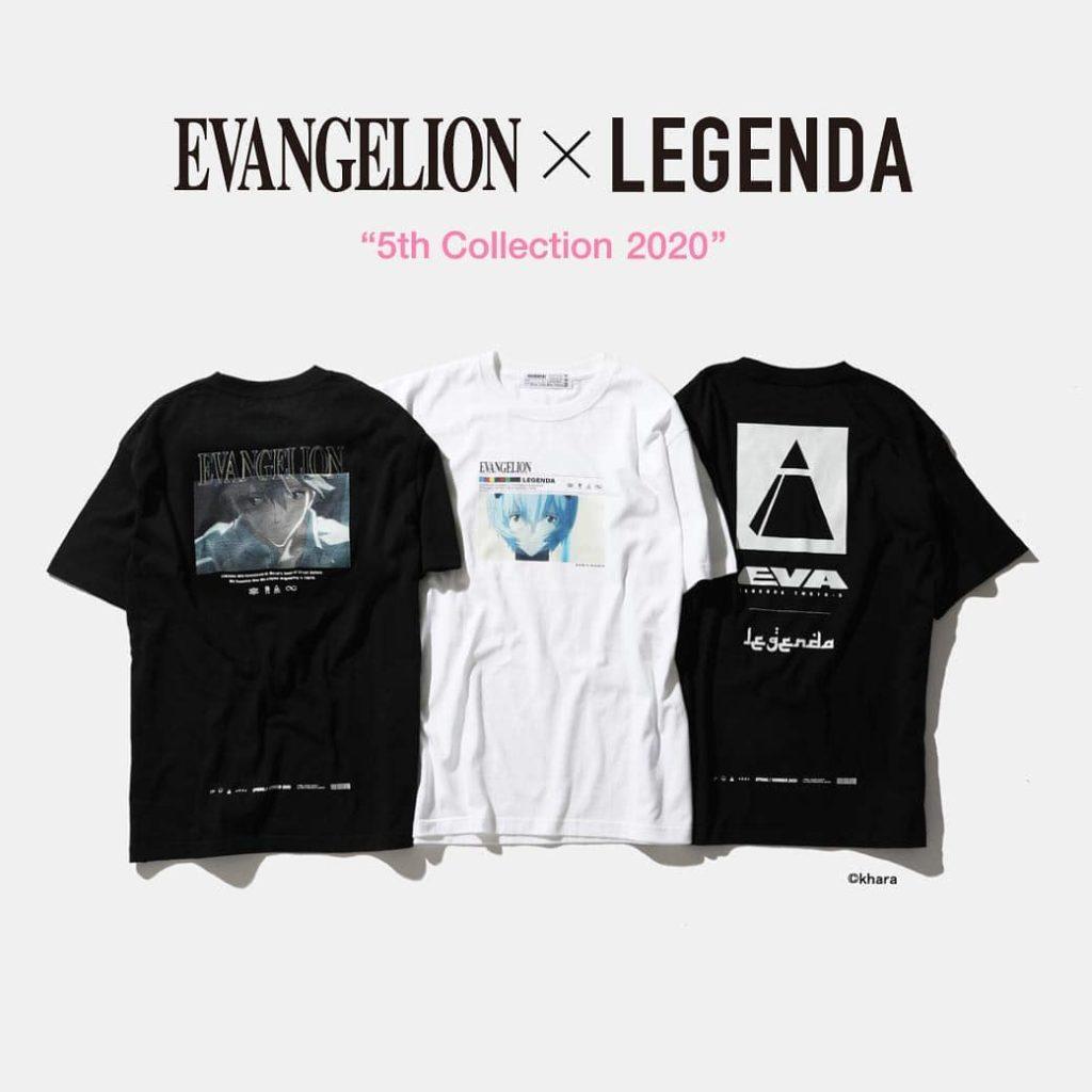 EVANGELION x LEGENDA