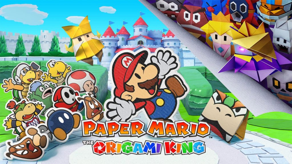 Paper Mario: The Origami King Coming to Nintendo Switch in July