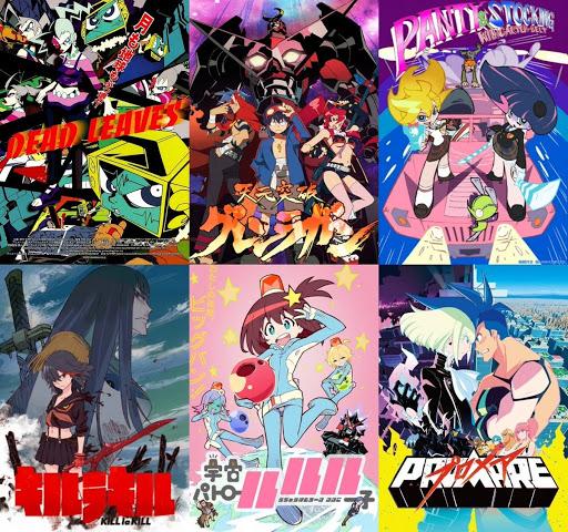 From Robots to Gunshots, Hiroyuki Imaishi is Anime Royalty