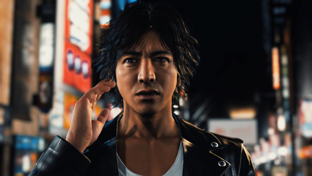 Judge Eyes: Just What is it About?