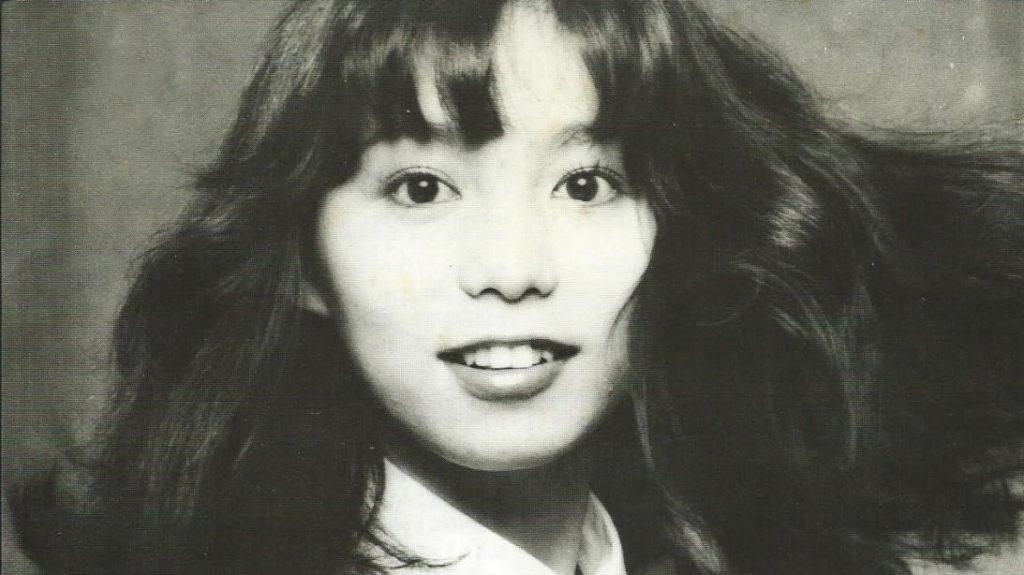 Mariya Takeuchi's Plastic Love: the Face of City Pop