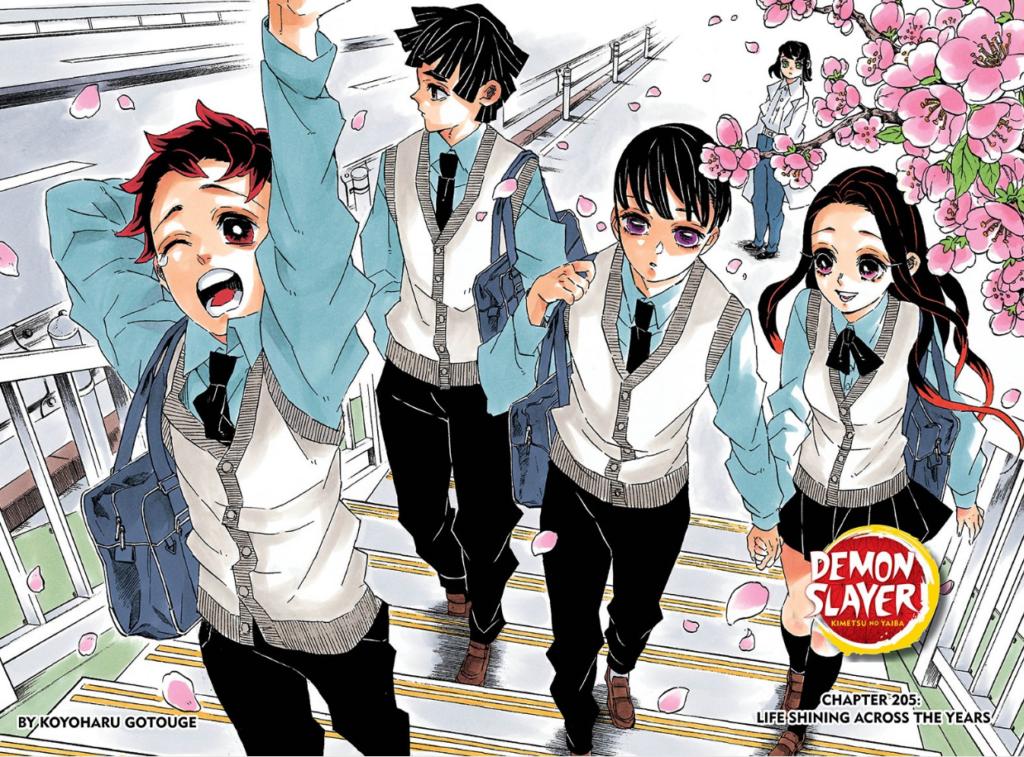 Kimetsu no Yaiba: Demon Slayer Ending