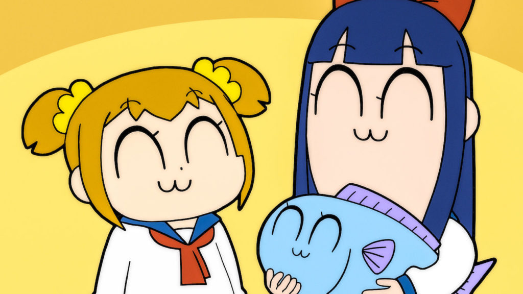 The Rise of Pop Team Epic: From 4-Panel Manga to Anime