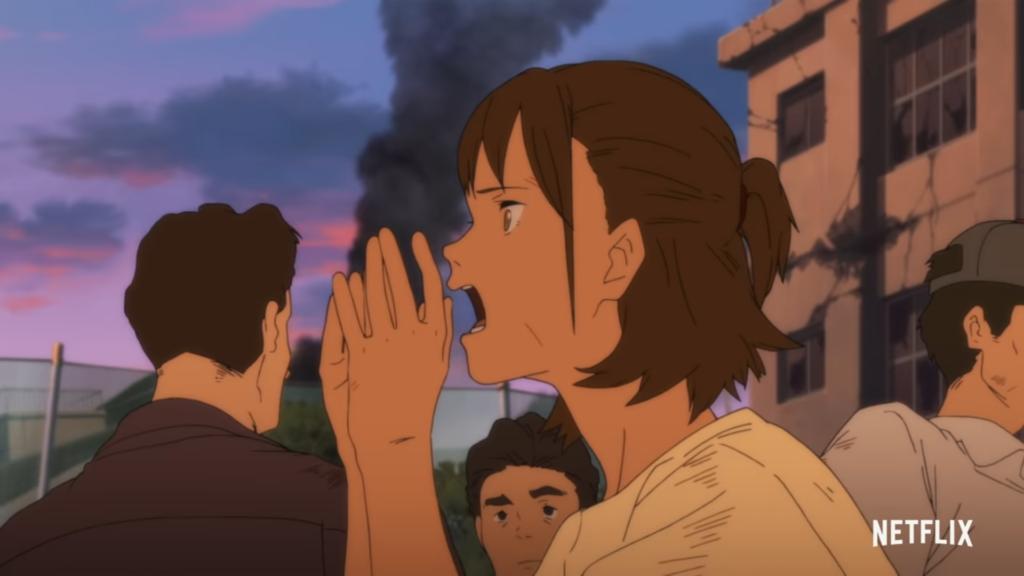 Take First Peak At Masaaki Yuasa's Latest 'Japan Sinks: 2020'