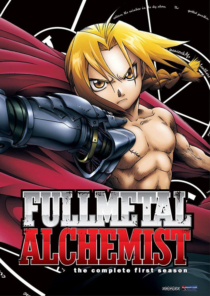 Fullmetal Alchemist 2003