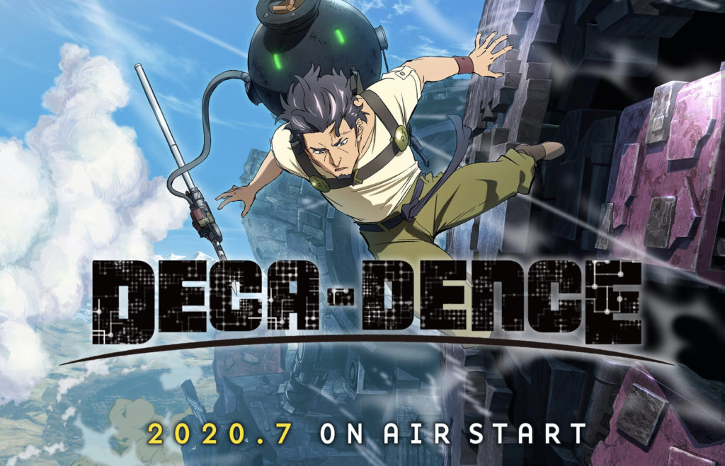 Original Anime Deca-Dence Gets New Trailer Ahead of July Premiere