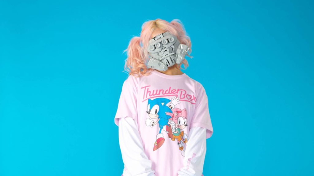 THUNDERBOX's Love for Video Games and Japanese Street Fashion