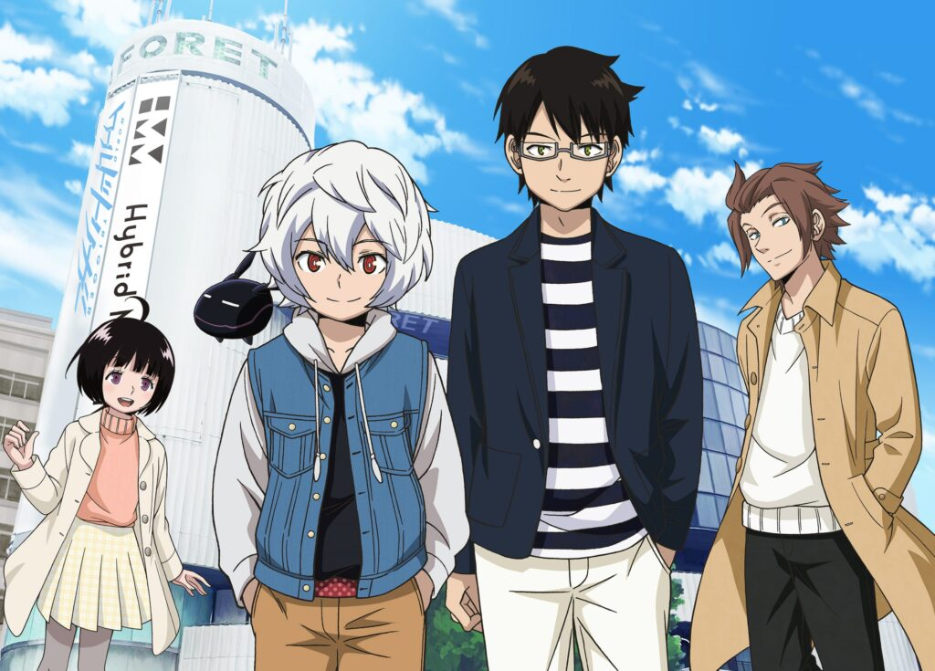 What You Need to Know About World Trigger – OTAQUEST
