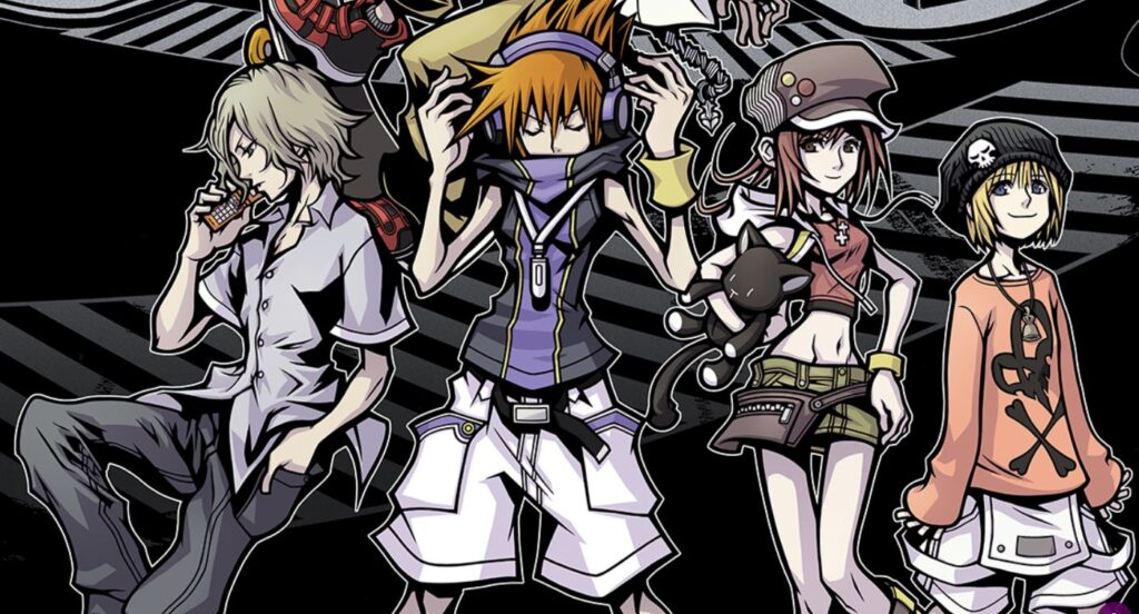 The World Ends With You Anime Soft Announced