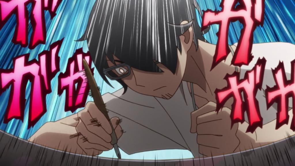 Kakushigoto Episode 10