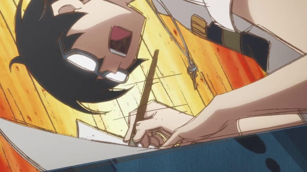 Kakushigoto Episode 11