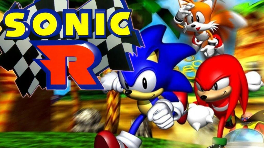 The Sonic R Soundtrack Still Ranks 1st In The Race