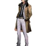Retsusei Character Model