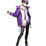 Aki XT Character Model