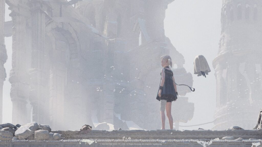 NieR Re[in]carnation Closed Beta Gameplay Emerges Online