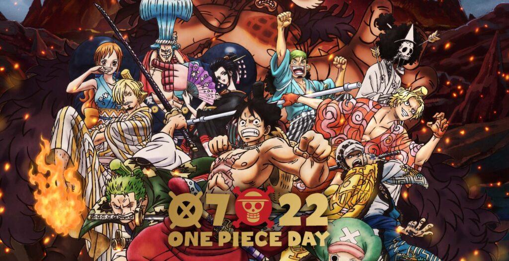 One Piece Day 2020 key visual