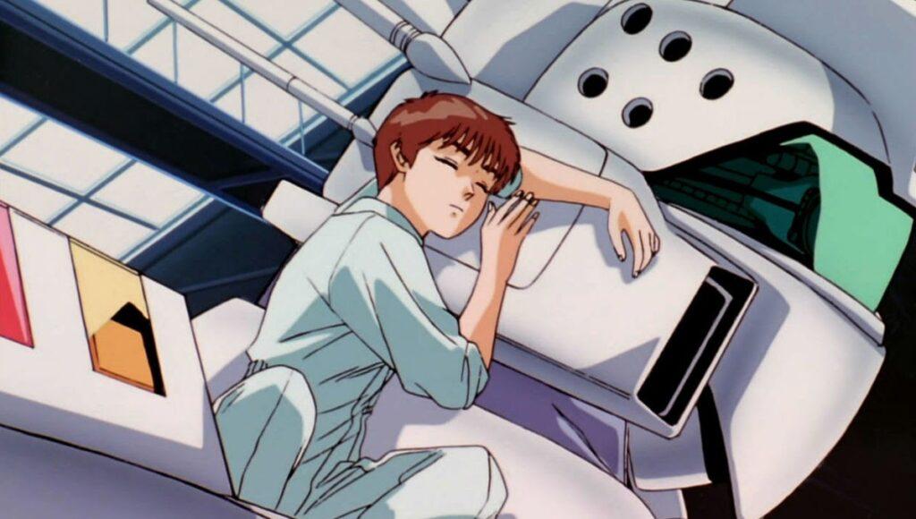 Patlabor anime screenshot