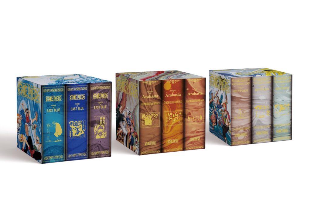 One Piece Comic BOX Sets