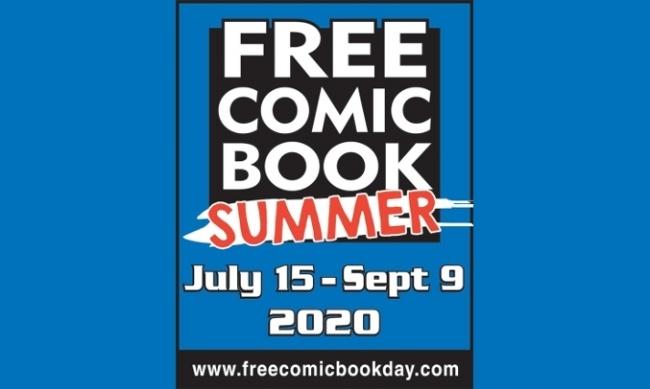 Get free manga at revamped Free Comic Book Day
